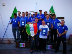 TEAM LBF ITALIA PRESTON INNOVATIONS CAMPIONE D'ITALIA FEEDER 2017